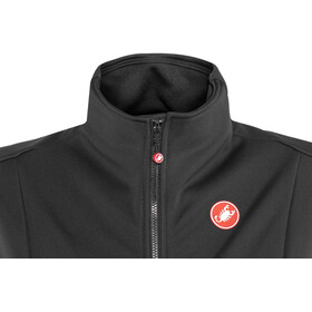 Castelli Mortirolo 3 Veste Femme, light black